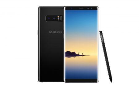 Офіційна вартість Galaxy Note8 c 64 ГБ пам'яті в Україні складе 29 999 грн