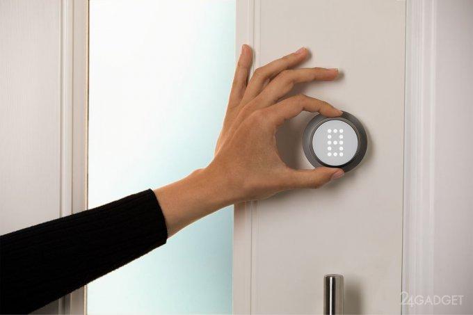23385 Розумний дверний замок за ціною iPhone (3 фото + відео)