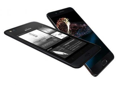 23202 У Китаї представили YotaPhone 3 з 5,5-дюймовим Super AMOLED і 5,2-дюймовим E Ink екраном, чіпом Snapdragon 625 і 4 ГБ ОПЕРАТИВНОЇ пам'яті за ціною від $360