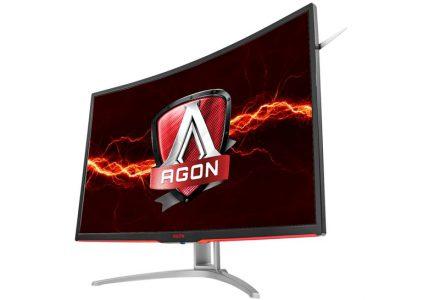 24486 AOC создала 32-дюймовый изогнутый игровой монитор стоимостью $430