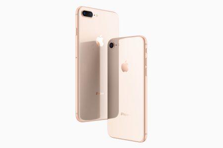 23874 Apple представила смартфони iPhone 8 і iPhone 8 Plus, створені для доповненої реальності