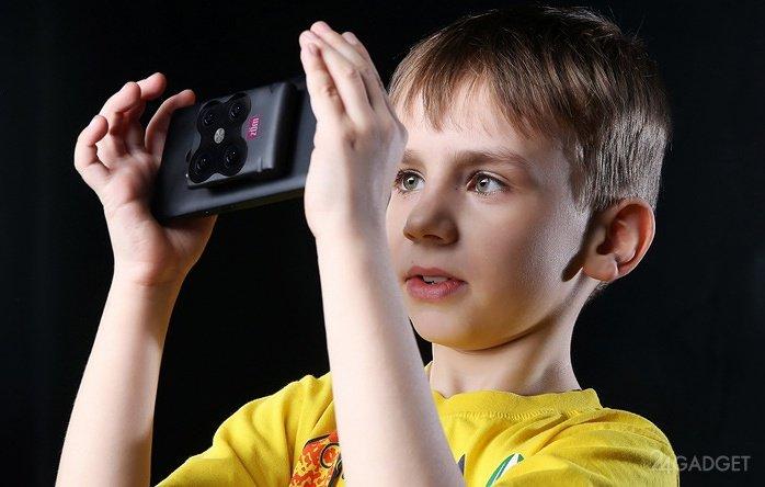 Майбутнє вже тут – пристрій нічного бачення для смартфона