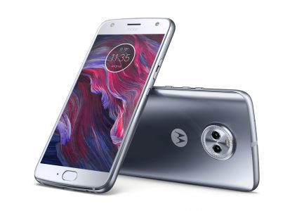 На IFA 2017 представили захищений за стандартом IP68 смартфон Motorola Moto X4