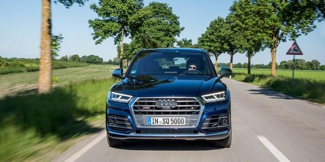 23548 Світ без електрики. Audi SQ5