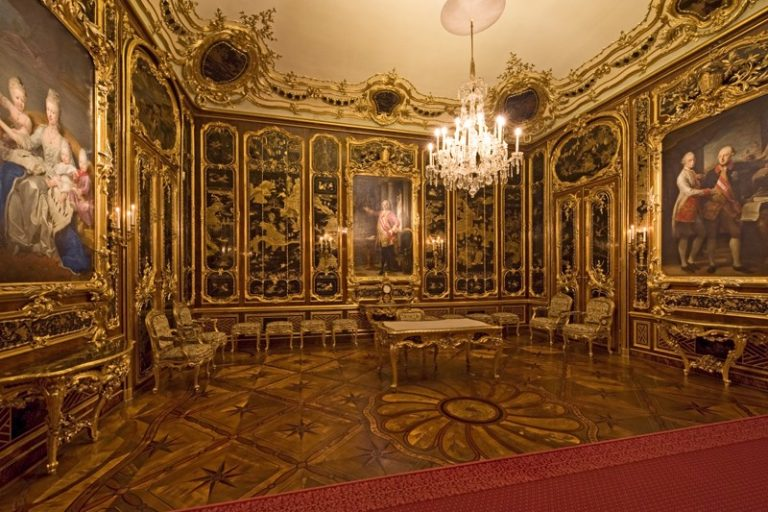 Фото і опис: Палац Шенбрунн