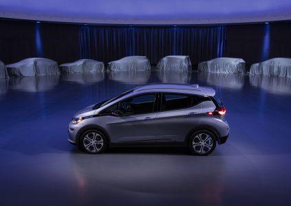 General Motors представить два нових електромобіля в найближчі 18 місяців і ще не менше двадцяти електричних моделей до 2023 року