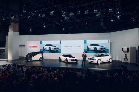 28890 Honda на Токийском автошоу: Линейка ретро-электромобилей EV будет расширена