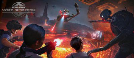 27170 Lucasfilm показав, як буде виглядати атракціон «гіперреальності» Star Wars: Secrets of the Empire у всесвіті Зоряних Воєн [відео]