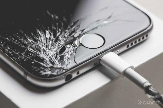 28028 Остання iOS розпізнає неоригінальні дисплеї iPhone