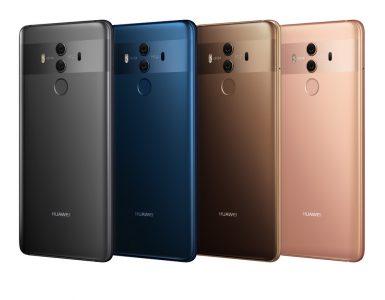 27174 Представлена флагманська лінійка смартфонів Huawei Mate 10