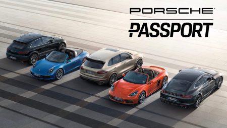 27172 У США запустили сервіс підписки Porsche Passport, який дозволяє за щомісячну плату користуватися 22 моделями німецьких спорткарів, «змінюючи їх як рукавички»