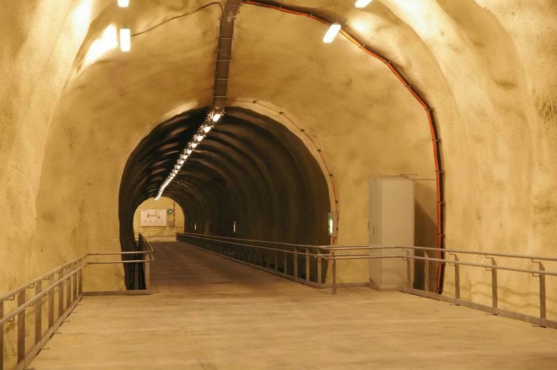 30860 Фото і опис: Арльбергскій тунель