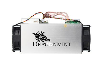 30650 Анонсований «найефективніший» Bitcoin-майнер DragonMint 16T