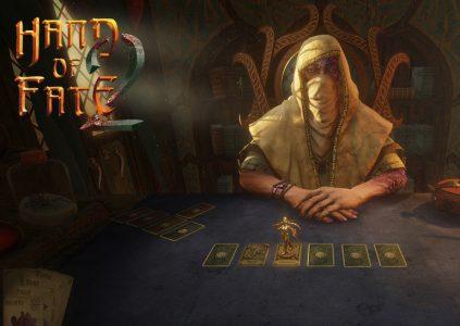 Hand of Fate 2: карткові історії
