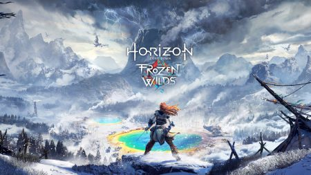 30389 Horizon Zero Dawn: The Frozen Wilds – кібердемони льодових схилів