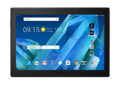 30252 Motorola повернулася на ринок планшетів з моделлю Moto Tab вартістю $300