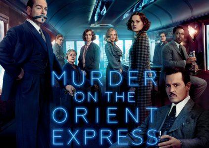 """30103 Murder on the Orient Express / «Вбивство в """"Східному експресі""""»"""