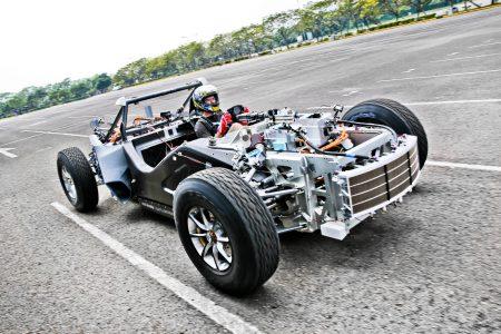 """30547 """"Швидше і дорожче Tesla Roadster 2"""": Тайванська компанія XING Mobility анонсувала електромобіль Miss R вартістю $1 млн з розгоном до 100 км/год за 1,8 секунди"""