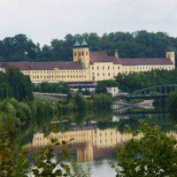 32474 Фото і опис: Бенедіктінскій монастир Ламбах