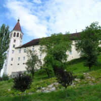 33038 Фото і опис: Бенедиктинське абатство Міхельбойерн