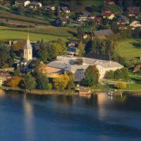 33041 Фото і опис: Бенедиктинське абатство Оссіах