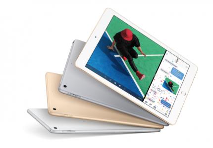 30963 Digitimes: Во втором квартале 2018 года Apple представит бюджетный 9,7-дюймовый iPad стоимостью всего $259