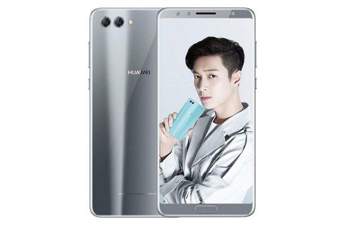 31700 Huawei Nova 2s — чотирикамерний середнячок з задатками флагмана