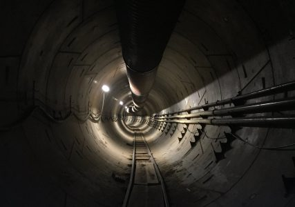 31351 The Boring Company Илона Маска показала прогнозную карту туннелей под Лос-Анджелесом