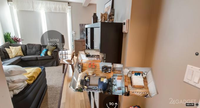 32032 У Airbnb з'являться VR-екскурсії по знімних квартирах і будинках (2 фото)
