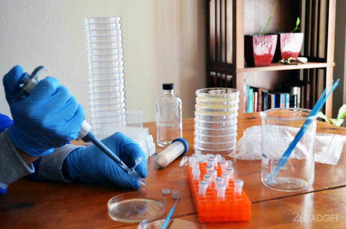 В США запретили «домашние» комплекты для генного вмешательства