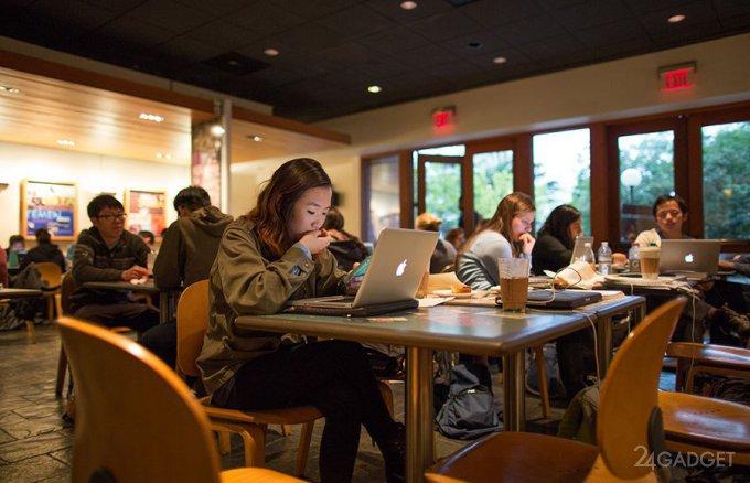 32137 В Starbucks майнили криптовалюту через ноутбуки клієнтів (2 фото)