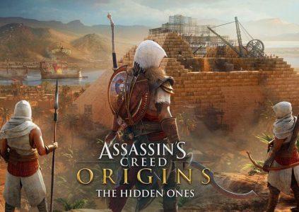 Assassin's Creed Origins – The Hidden Ones: на іншому березі