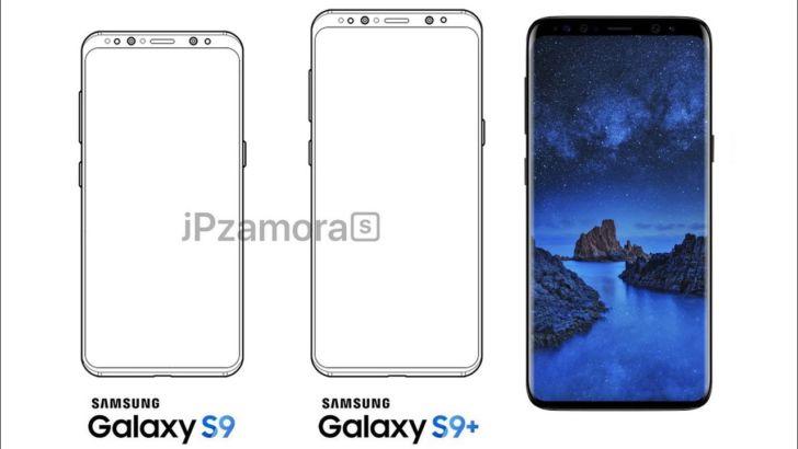 34102 Каким будет Samsung Galaxy S9 – все слухи
