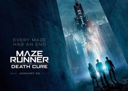 34461 Maze Runner: The Death Cure / «Біжить в лабіринті: Ліки від смерті»
