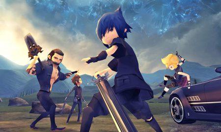 34555 Мобільна гра Final Fantasy XV Pocket Edition вийде 9 лютого