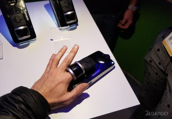 Нові MotoMods: система з медичними датчиками і клавіатура (9 фото)