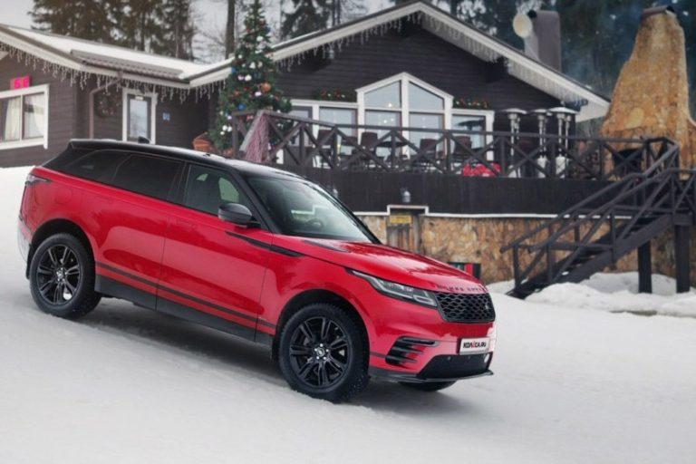 Якщо тобі Range Rover ім'я. Land Rover Range Rover Velar
