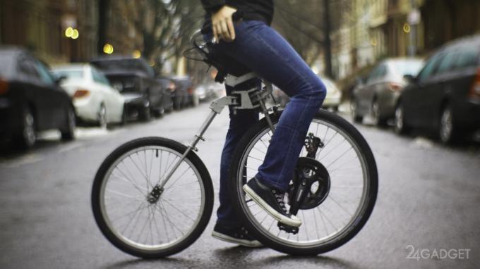 36017 Bellcycles — велосипед, який приковує погляди оточуючих