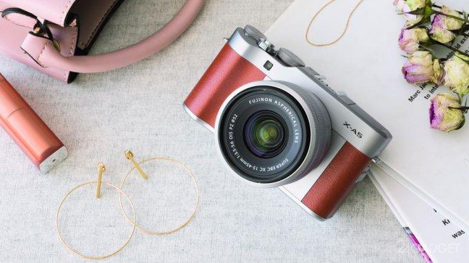 34856 Fujifilm X-A5 — бездзеркалка з фазовим автофокусом і 4K (8 фото + 2 відео)