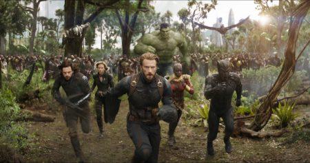 34862 На Супербоуле показали новий тизер-трейлер фільму «Месники: Війна нескінченності» / Avengers: Infinity War, в якому можна побачити всіх супергероїв