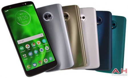 36474 Нове зображення демонструє всі колірні варіанти смартфона Moto G6 Plus