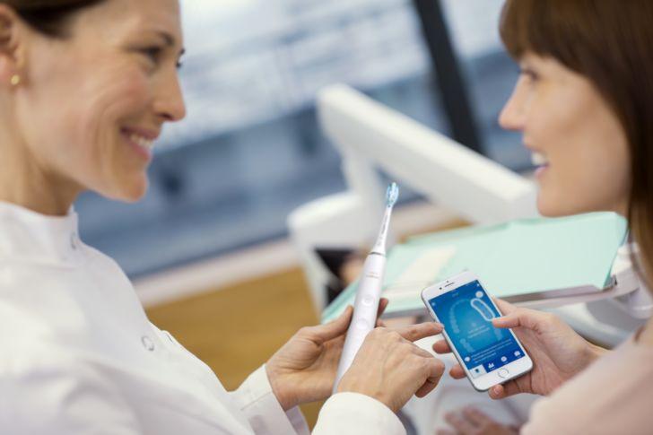 Philips представила флагман серед своїх зубних щіток – Sonicare DiamondClean Smart