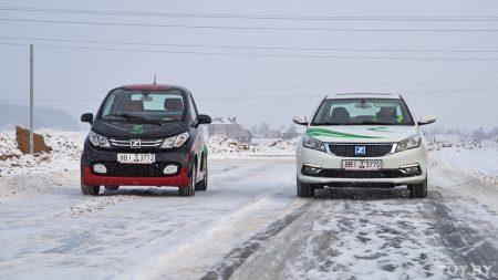 35907 У Білорусі будуть збирати китайські електромобілі Zotye E200EV і Z500EV з запасом ходу до 250 км і цінниками $17 тис. і $22 тис. відповідно