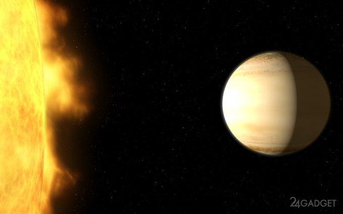 37298 Атмосфера «близькою» екзопланети містить багато води