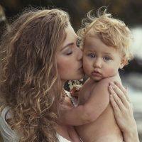 37072 Яка краса: Яна Соломко показала обличчя дочки Кіри