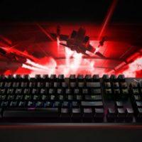 39854 ADATA представила геймерську клавіатуру INFAREX K20 з механічними перемикачами Kailh Blue