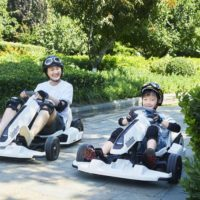 39191 Новинка від Ninebot дозволить ганяти на Segway в стилі Mario Kart (5 фото)