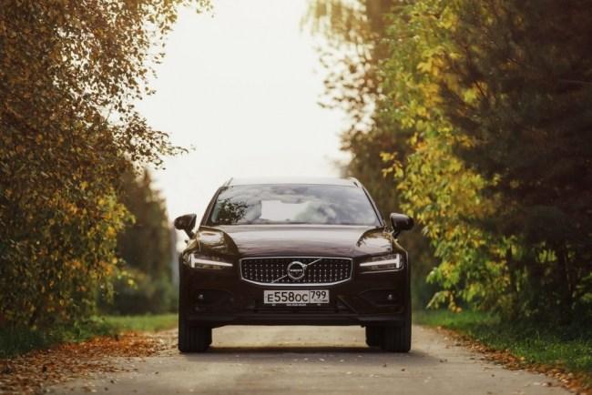 41864 Разумная альтернатива кроссоверу. Volvo V60 Cross Country