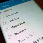 41894 Як на Android встановити індивідуальний шрифт
