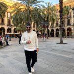 42075 Амадор Лопес попрощався із коханням в Барселоні!